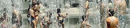 El calor pone en alerta amarilla a cinco provincias y a ocho por tormentas y lluvias