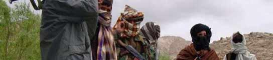 El Gobierno afgano admite contactos con los líderes talibanes para acabar la guerra  (Imagen: EFE)