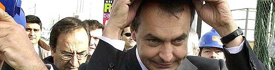 Aplazada sin fecha la reunión en la que Zapatero quería hablar con las constructoras  (Imagen: ARCHIVO)