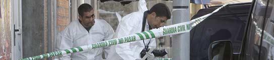 Muere un guardia civil y otro resulta herido en un atraco en A  Cañiza, Pontevedra  (Imagen: Salvador Sas / EFE)