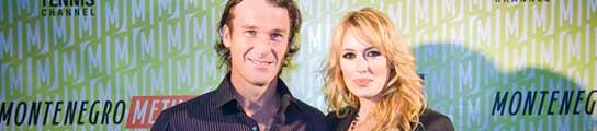 Carlos Moyá y Carolina Cerezuela
