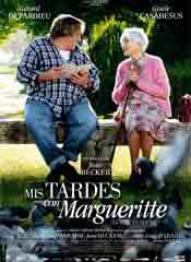 Mis tardes con Margueritte - Cartel