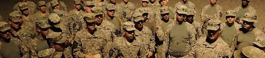 Fin a siete años de guerra en Irak por unas armas inexistentes... ¿Y ahora qué?  (Imagen: Kimberly Johnson / EFE)