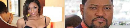 La hija de Laurence Fishburne, debuta en el cine porno