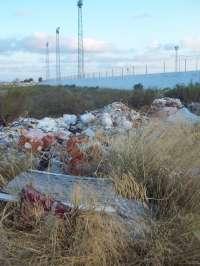 Ecologistas en Acción denuncia un vertedero ilegal en Fortuna