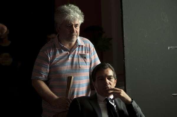 Pedro Almodóvar comienza rodaje