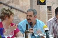 Una cata de vinos sólo para mujeres reúne a 130 féminas en Sacramenia (Segovia)