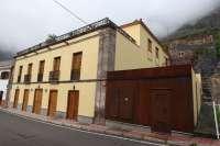 Sale a concurso el arrendamiento y la explotación del hotel rural Casa de los Herrera, en La Gomera
