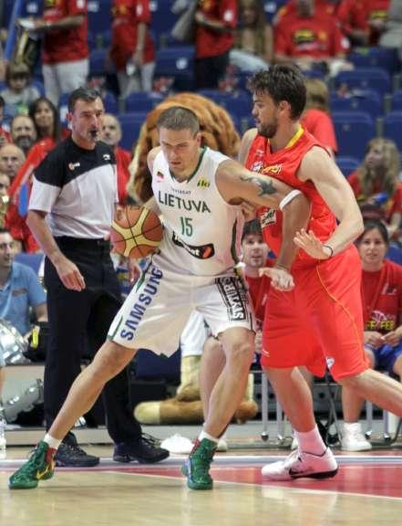 España-Lituania