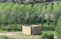 El Gobierno de Aragón expone la obra de Alberto Carneiro 'As árvores florescem em Huesca' en la Chopera de Belsué