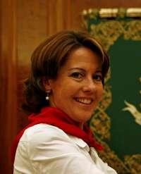 La alcaldesa de Pamplona ofrece mañana el pregón de las fiestas de San Sebastián de los Reyes