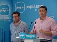 PP-A exige al Gobierno que se posicione sobre las declaraciones de Carracao sobre la soberanía compartida