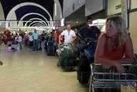 Andalucía supera los 600.000 pasajeros transportados en 'low cost' en julio, el 15,1% del total nacional