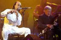 Carlos Núñez, la Sinfónica de Galicia y los irlandeses 'The Chieftains' actúan el 11 de septiembre en Santiago