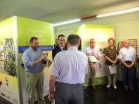 La exposición 'Memoria digital de Asturias' comienza su andadura en la Casa de Cultura de Colunga