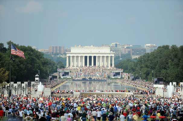 Concentración en Washington DC