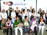Cerca de 1.300 mujeres participan en los talleres de lactancia materna del área sanitaria de Toledo