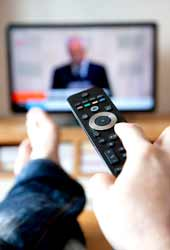 <p>Viajar con la televisión online</p>