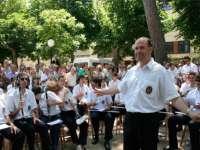 Concluyen hoy en La Barriada los conciertos veraniegos de la Banda de Música de Soria