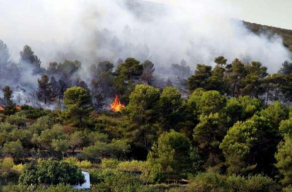 Incendio de Ontiyent