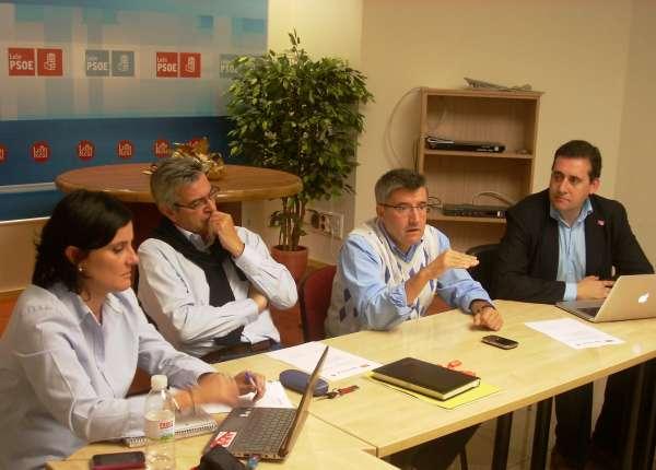 Los socialistas de León respaldan de manera unánime la candidatura de Francisco Fernández para las próximas elecciones