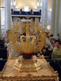 Aracena vive este sábado la Coronación Canónica de su Patrona, la Virgen del Mayor Dolor