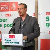 Juan Pablo Durán agradece y ve normal el apoyo que le ofrece Rosa Aguilar como candidato del PSOE a la Alcaldía