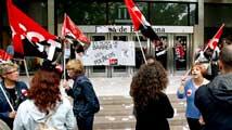<p>Protesta sindical</p>