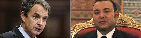 Zapatero se entrevistará con Mohamed VI el próximo lunes en Nueva York  (Imagen: ARCHIVO)