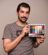 El ingeniero informático y técnico en fotografía Hugo Rodríguez imparte en el TEA un taller sobre gestión del color