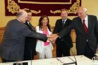 La Xunta destina 250.000 euros hasta 2012 a la puesta en marcha de 20 proyectos universitarios de base tecnológica