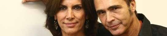 Pastora Vega y Juan Ribó