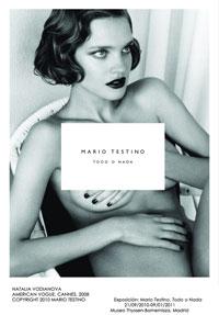 <p>Exposición Mario Testino</p>