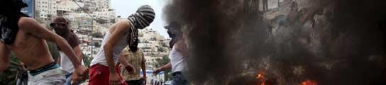 Enfrentamientos en la Explanada de las Mezquitas tras la muerte de un palestino  (Imagen: EFE)