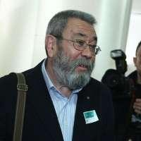 Cándido Méndez participa este lunes en Pamplona en una asamblea de delegados con motivo de la huelga general