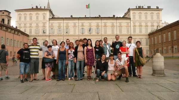 Más 600 jóvenes gallegos participan este año en programas de movilidad en distintos países de la Unión Europea