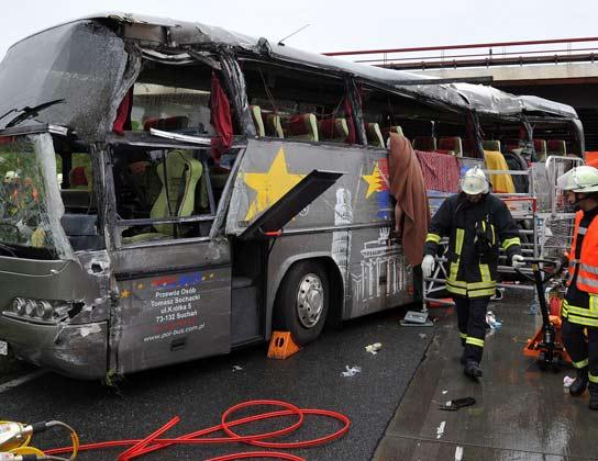 Accidente Berlín