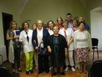 La Junta desarrolla programas de terapia ocupacional domiciliaria para pacientes dependientes en el ámbito rural