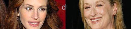 Julia Roberts y Meryl Streep