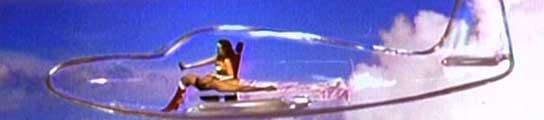 Los aviones del futuro serán transparentes  (Imagen: ARCHIVO)
