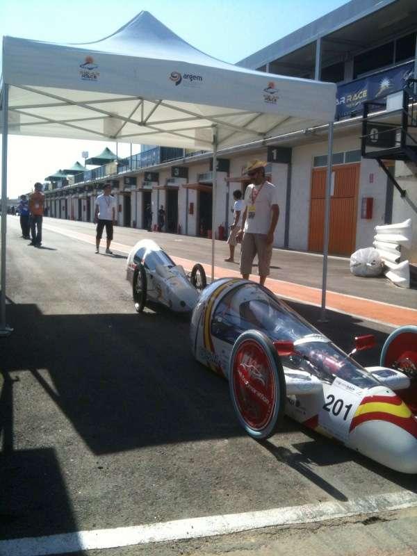 Un total de 21 prototipos pasan las verificaciones técnicas para competir en la Solar Race