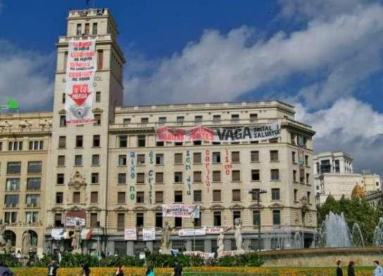 antigua sede de banesto en barcelona