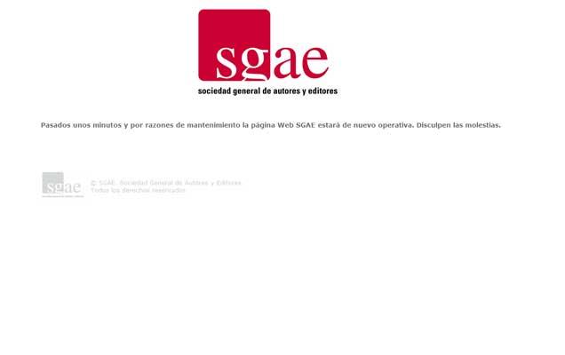"""""""Ataques como el de la web de la SGAE son una nueva forma de manifestación legal"""""""