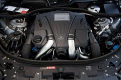 <p>Mercedes 500 CL motor</p>