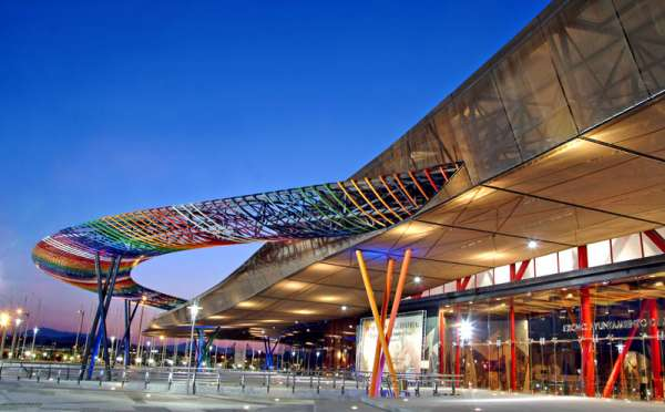 El Palacio de Ferias cuenta con un dispositivo para conocer el grado de satisfacción de los visitantes