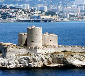 Castillo de Marsella