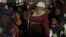 <p>Rescate de los mineros.</p>