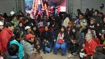 <p>Rescate de los mineros de Chile - 214</p>