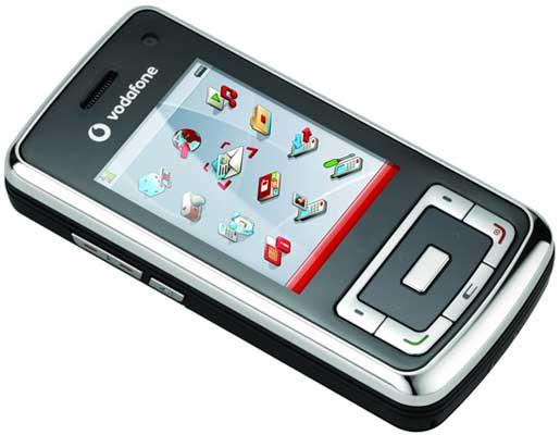 Teléfono móvil de Vodafone