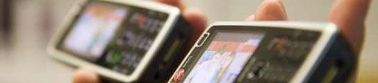 Desarrolan un software que posibilita que los móviles antiguos tengan pantalla táctil  (Imagen: ARCHIVO)